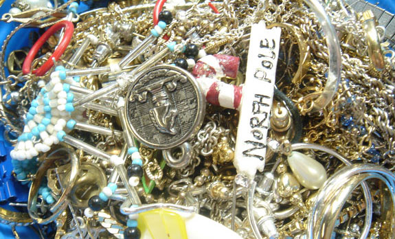 Does Your Jewelry Drawer Look Like This?